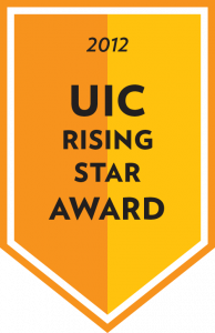 2012 UIC Rising Star Award