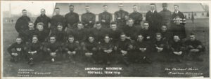 1918 UW Varsity Football Team