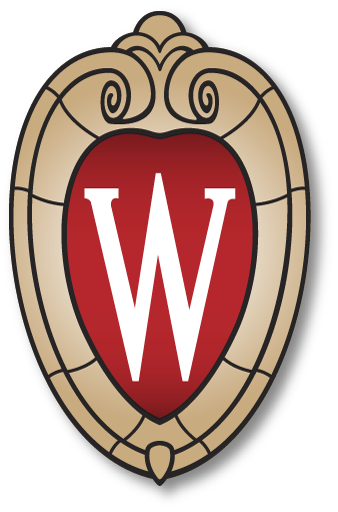 UW Crest image that links to UW-Madison home page