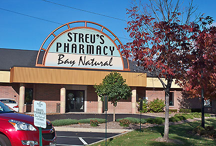 Photo of Streu's Pharmacy Bay Natural in Green Bay