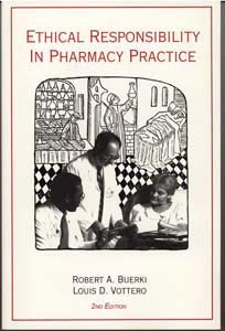 "cover image of ""Ethical Responsibility in Pharmacy Practice"""