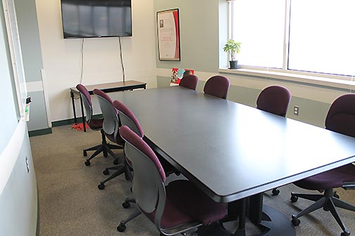 6th floor conference space