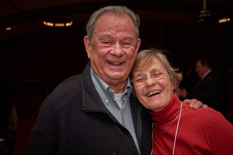 Dexter Northrop and Lynn Van Campen