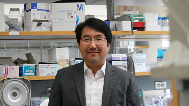 Dr. Seungpyo Hong, Pharmaceutical Sciences Division at the UW-Madison School of Pharmacy