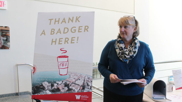Thank a Badger Day