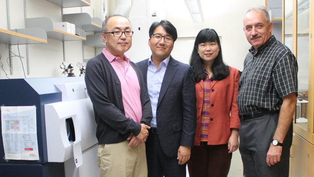 Glen Kwon, Seungpyo Hong, Lingjun Li, and Sandro Mecozzi