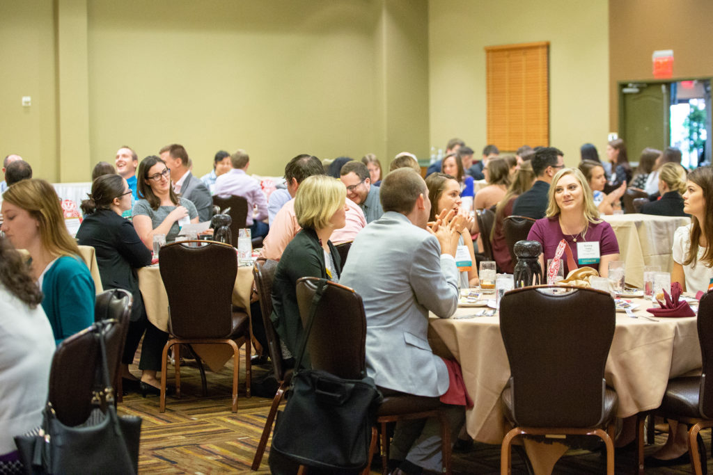 2018 PSW Annual Meeting, PAA Luncheon