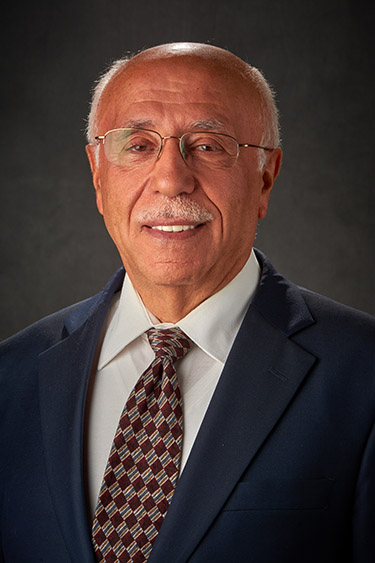Dr. Yusuf Abul-Hajj, 2017 Honorary Citation Award recipient