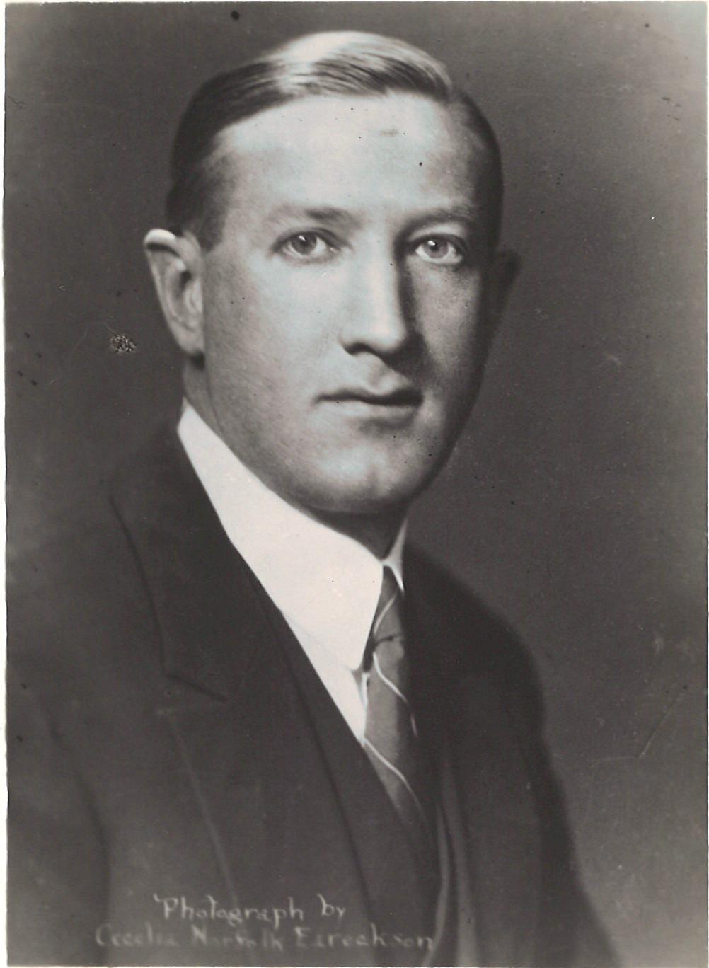 Portrait of Andrew DuMez