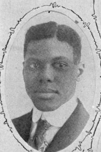 Leo Butts 1917 Madison High School Graduation Picture