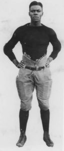 Leo Butts on the 1918 UW Varsity Football Team