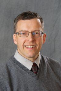 Alumnus William Doucette (BS '83, MS '88, PhD '93)