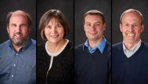 Jay Ford, Mary Hayney, Kevin Look, David Mott