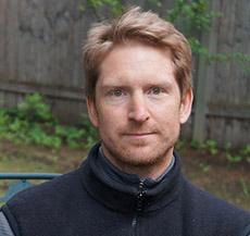 Dr. Lucas Richert, AIHP Historical Director