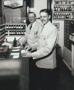 George Sr and George Jr Scharringhausen