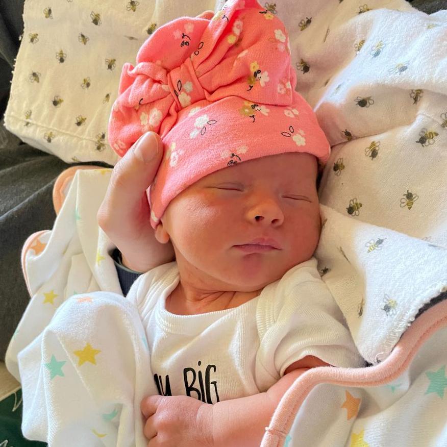Steve Bartz' granddaughter, Maeve