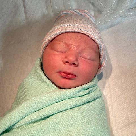 Tyler Liebenstein's son, Andrew