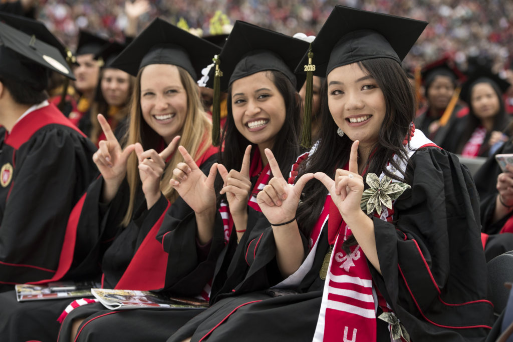The 2018 Pharm-Tox graduating class.