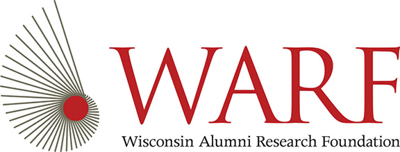 Wisconsin Alumni Research Foundation logo
