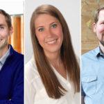 Cody Wenthur, Natalie Schmitz, and Jason Peters