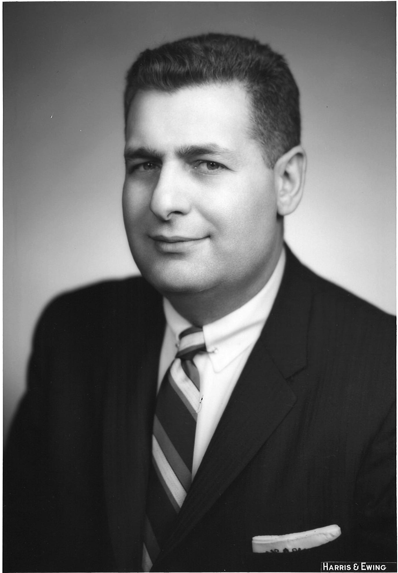 Portrait of William Apple