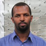 Ephrem Aboneh, PhD Candidate in the SAS Division