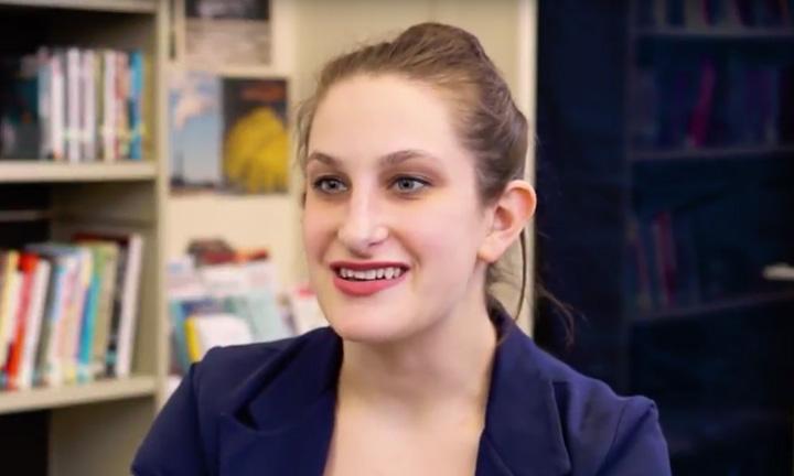 Joanna Adameic, PharmD student