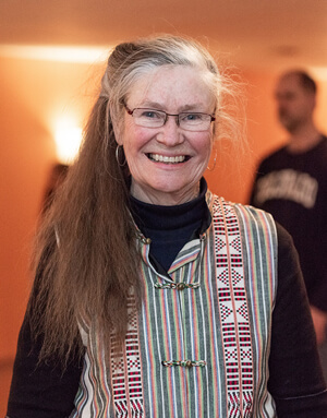 Professor Betty Chewning