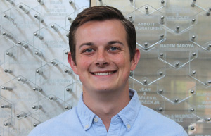 Connor Blankenship, Jiang Lab member
