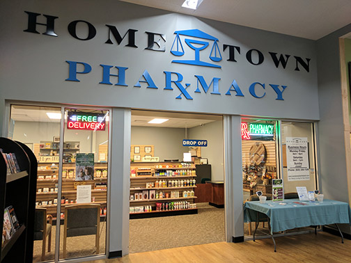 Hometown Pharmacy, Beaver Dam