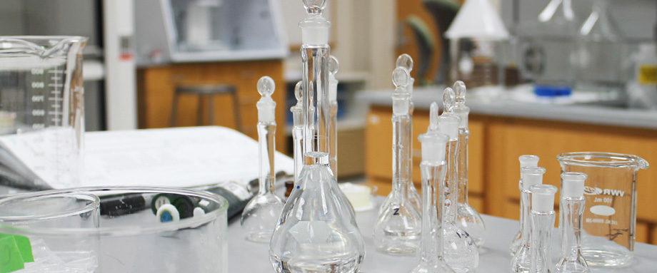 Banner image of flasks