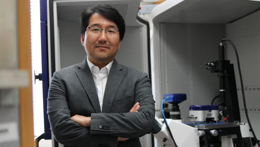Professor Seungpyo Hong