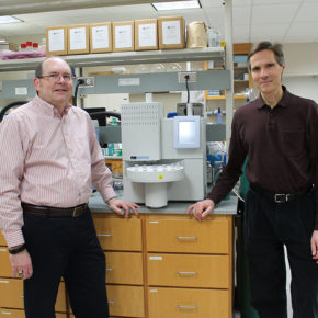 Ed Elder and Mark Sacchetti