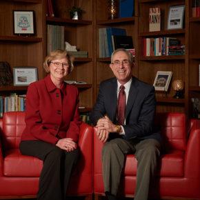John and Susan Sutter