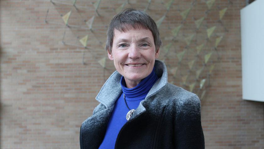 Christine Sornkess, professor in the UW–Madison School of Pharmacy's Pharmacy Practice Division