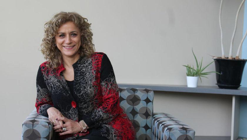 Azita Saleki-Gerhardt (BS '88, MS '91, PhD '93)