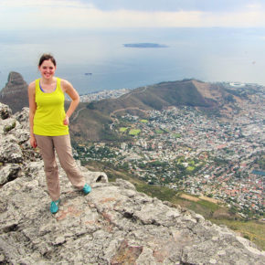 Laurel Legenza in South Africa