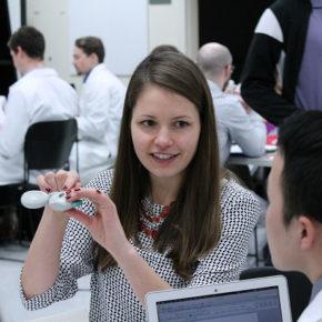 Magdalena Siodlak in pharmacotherapy skills