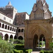 An ancient Catholic monastery.