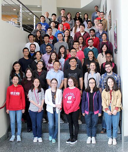 Pharmaceutical Sciences graduate students - 2019