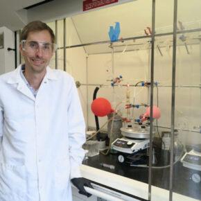 Assistant Professor Cody Wenthur