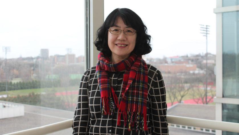 Assistant Professor Jun Dai