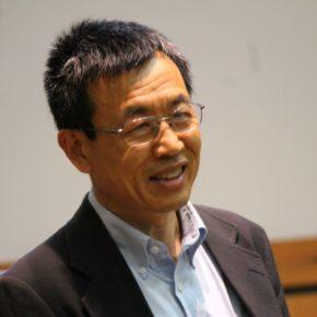 Professor Lian Yu of the School's Pharmaceutical Sciences Division