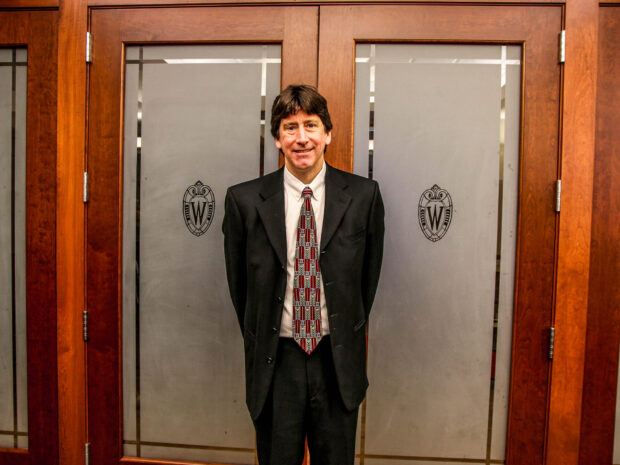 Jack Vanden Heuvel, the School's first Pharmacology and Toxicology major, successfully convinced fellow classmate Robert Jolly to study in the PharmTox program.