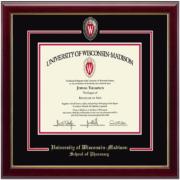 SoP pharmacy diploma frame