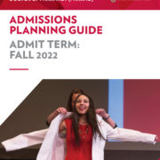 2021 Admissions Guide