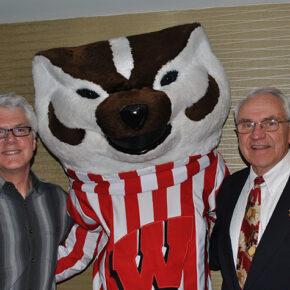 Mike Flint, Bucky Badger, Bill Mallatt