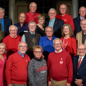 The School of Pharmacy's Class of 1967