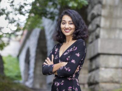 Sonal Ghura portrait