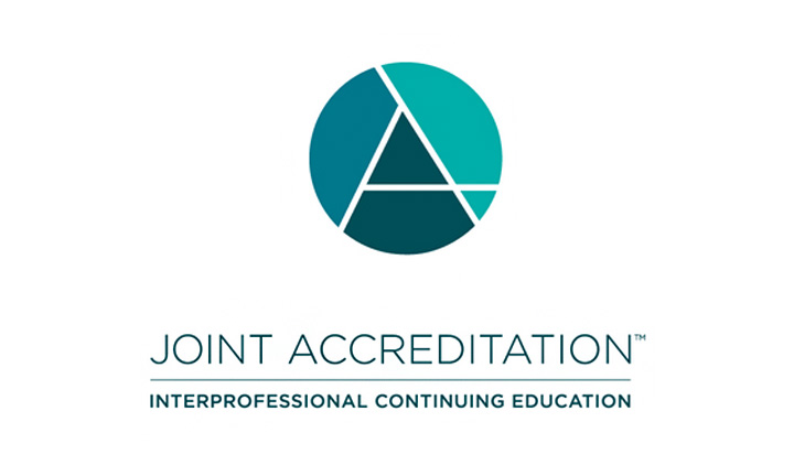 Joint Accreditation Interprofessional Continuing Education logo